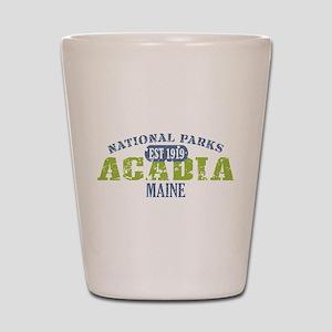 Acadia National Park Maine Shot Glass