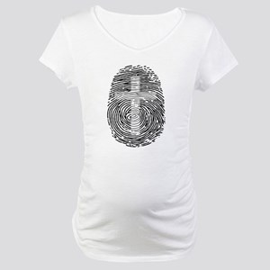 ID in Christ Maternity T-Shirt