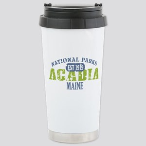 Acadia National Park Maine Stainless Steel Travel