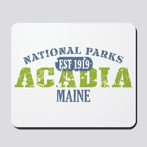 Acadia National Park Maine Mousepad