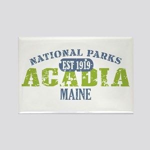 Acadia National Park Maine Rectangle Magnet