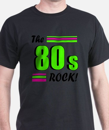 the 80s rock 2 T-Shirt