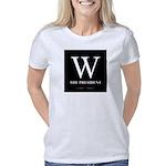 Button_Wonblack Women's Classic T-Shirt