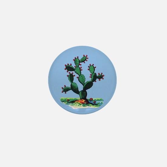 Loteria_ Nopal Mini Button