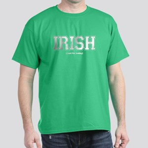 irish just for today weathered T-Shirt