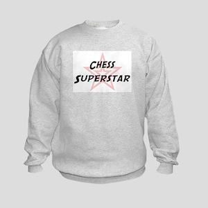 Chess Superstar Kids Sweatshirt