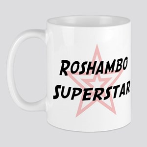 Roshambo Superstar Mug