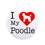 I Love My Poodle 3.5