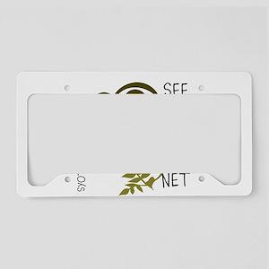 SYOTN design #21 License Plate Holder
