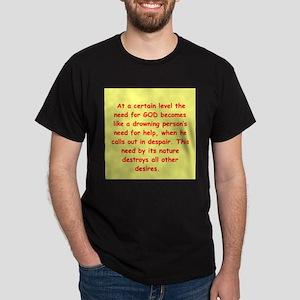 Sufi Sayings Dark T-Shirt