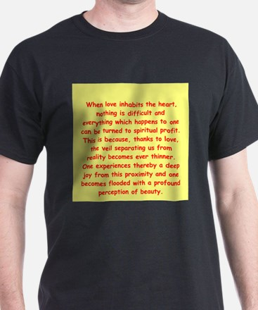 Sufi Sayings T-Shirt