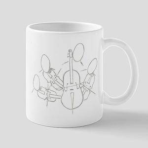 cuarteto Mugs
