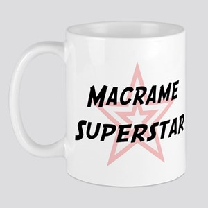 Macrame Superstar Mug