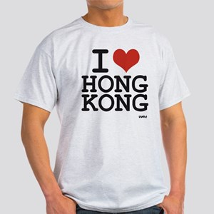I love Hong Kong Light T-Shirt