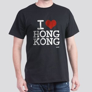 I love Hong Kong Dark T-Shirt