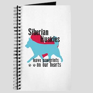 Husky Pawprints Journal