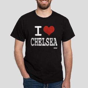 I love Chelsea Dark T-Shirt