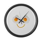 Egg Giant Clocks