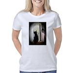 Kitty in Window pt.2 Women's Classic T-Shirt
