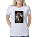Wise Cat Women's Classic T-Shirt