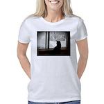 Cat Winter Women's Classic T-Shirt