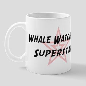 Whale Watching Superstar Mug