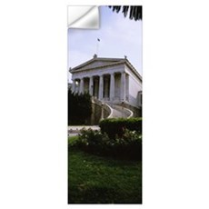 Low angle view of a building, National Library, At Wall Decal
