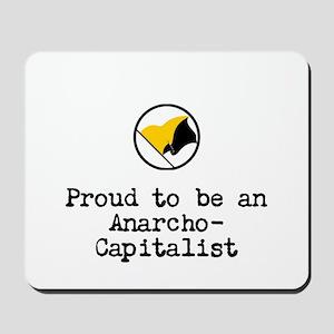 Proud Anarcho-Communist Mousepad