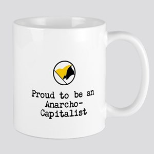 Proud Anarcho-Communist Mug
