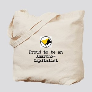 Proud Anarcho-Communist Tote Bag