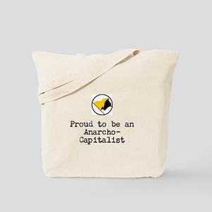 Proud Anarcho-Communist Tote Bag