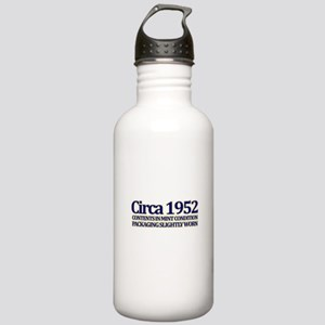 1952, 60th Birthday Stainless Water Bottle 1.0L