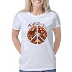 Peace-za Women's Classic T-Shirt