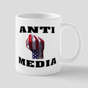 ANTI-MEDIA Mugs