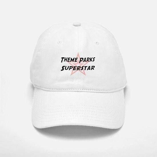 Theme Parks Superstar Baseball Baseball Cap