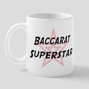 Baccarat Superstar Mug