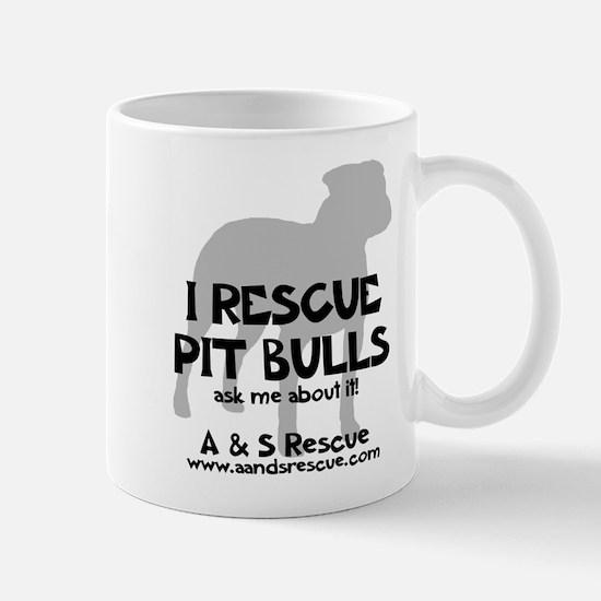 A & S RESCUE Mug