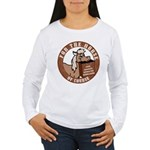 For The Horse of Course Women's Long Sleeve T-Shir