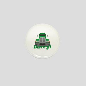 Trucker Darryl Mini Button