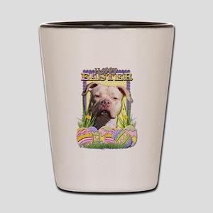 Easter Egg Cookies - Pitbull Shot Glass