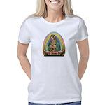 Guadalupe Yellow Aura Women's Classic T-Shirt