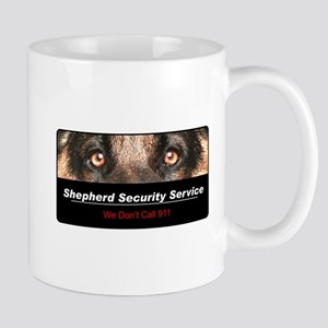 Shepherd Security Service Mug