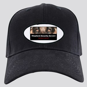 Shepherd Security Service Black Cap