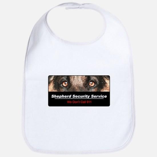 Shepherd Security Service Bib