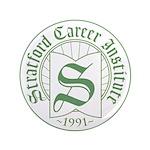 "Stratford Career Institute 3.5"" Button"