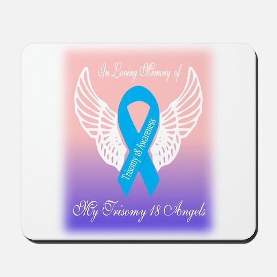 my angels Mousepad