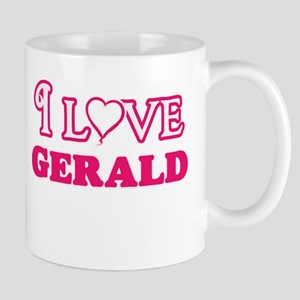 I Love Gerald Mugs