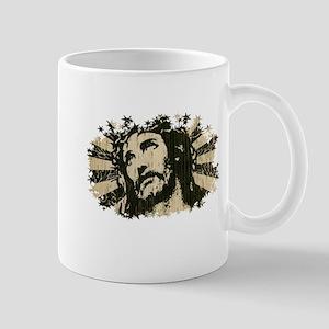 COOL RETRO VINTAGE JESUS Mug