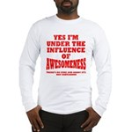 Awesomness Long Sleeve T-Shirt