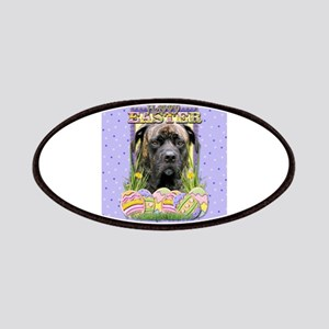 Easter Egg Cookies - Mastiff Patches